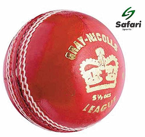 Gray-Nicolls Red League Cricket Ball