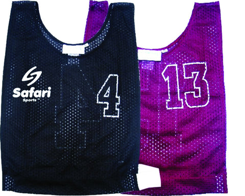 Safari Childrens' Mesh Basketball Team Bib Pack