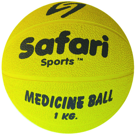 1KG Yellow Medicine Ball