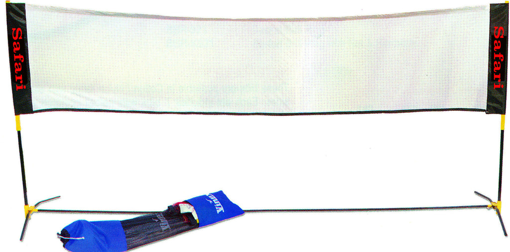 Safari Badminton Net & Posts Set