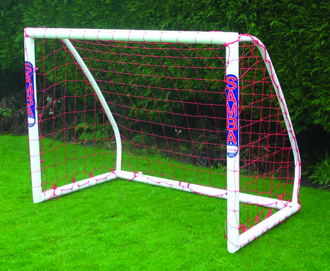 5ft x 4ft Samba UPVC Match Goal