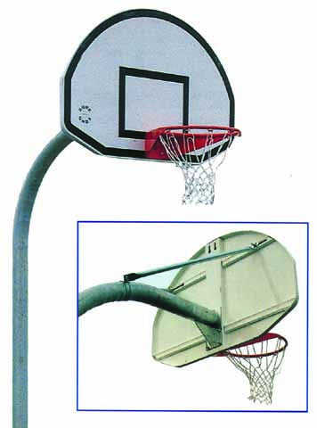 Sure Shot 645 Original Gooseneck Basketball Goal