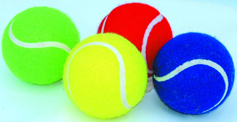 Safari Coloured Tennis Ball