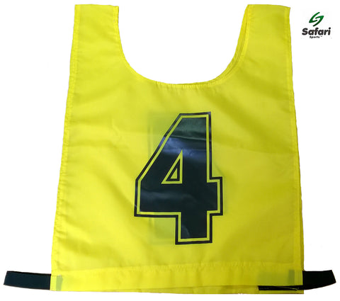 Nylon Basketball Team Bib Set
