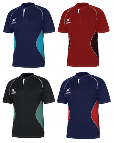 Gilbert Xact V2 Rugby Top
