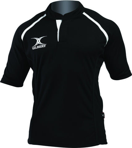 Gilbert Xact Plain Rugby Top