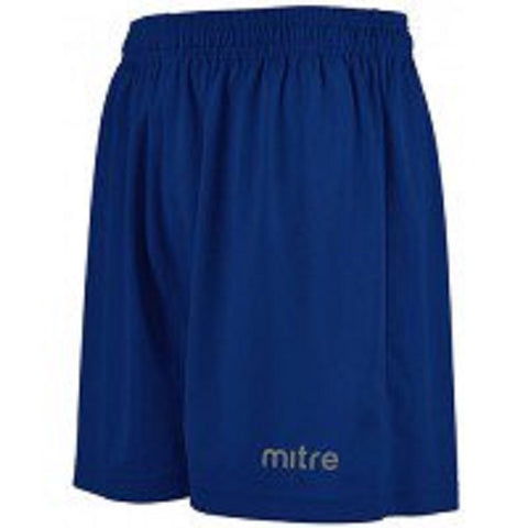 Mitre Aren Navy Shorts Youth Large (Set of 5)