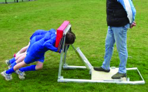Predator Preppie Junior Training Rugby Scrum Machine