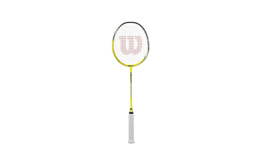 Wilson Team Hybrid 95 Badminton Racket (+FREE tube of 6 Wilson Dropshot Shuttles)