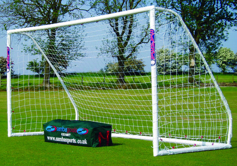 12ft x 6ft Samba UPVC Match Goal