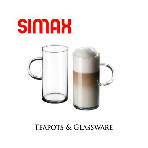 Teapots, Glass Cups & Mugs