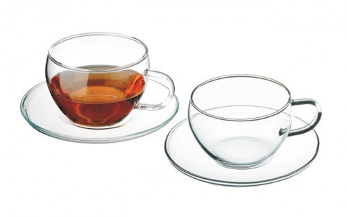 Simax Glass Tea Set