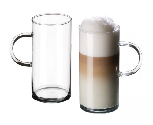 Simax Glass Mugs Set Dorado 300ml