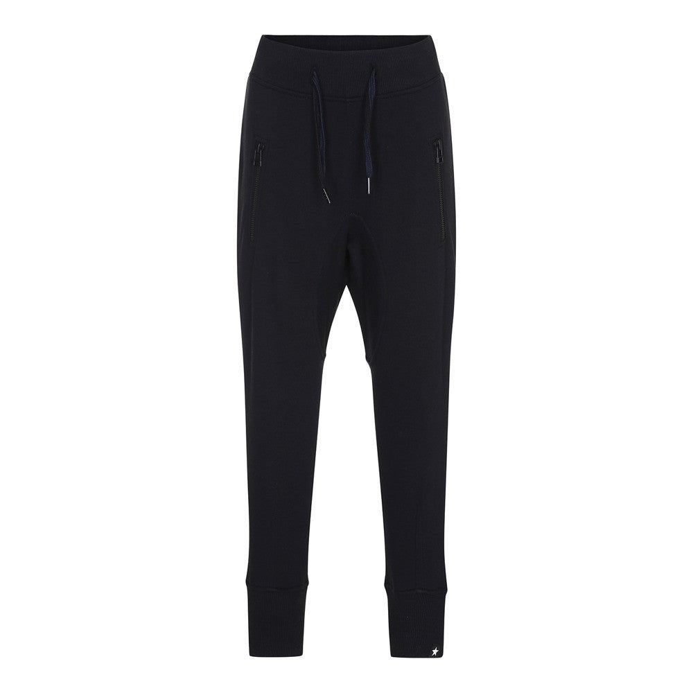 Molo Ashton Black Sweatpant Trousers