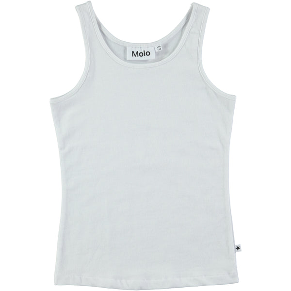 Molo Rany White Vest Top