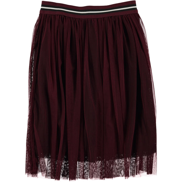 Molo Boysenberry Baili Tulle Skirt