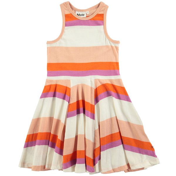 Molo Claribel Parasol Stripe Dress