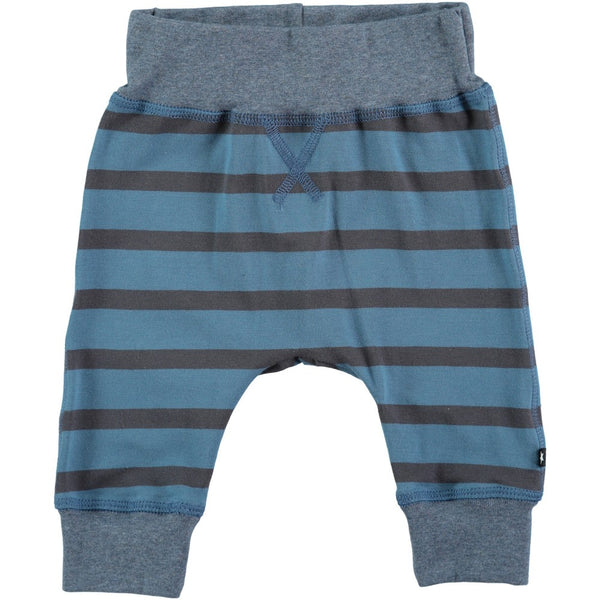 Molo Sammy Stellar Blue Stripe Baby Trousers