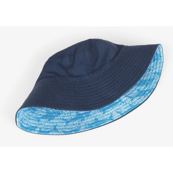 Hatley Shark Alley Reversible Sun Hat