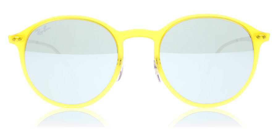 Ray-Ban 4224 Matte Opal Yellow 618630 - Salon3o, Kooperativa GO-RE z.b.o., Tupaliče 15, 4205 Preddvor,Slovenia,Europe.All rights reserved.