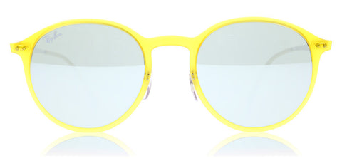 Ray-Ban 4224 Matte Opal Yellow 618630