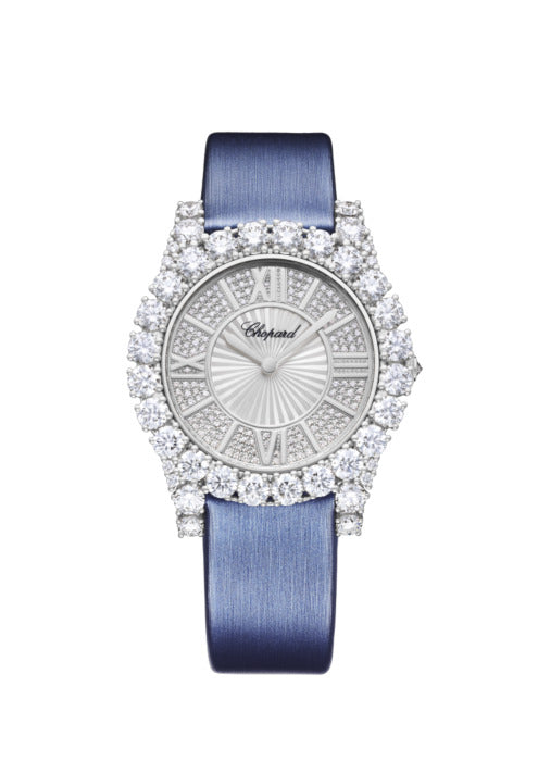 L'HEURE DU DIAMANT ROUND MEDIUM MEDIUM, AUTOMATIC, WHITE GOLD, DIAMONDS - Salon3o, Kooperativa GO-RE z.b.o., Tupaliče 15, 4205 Preddvor,Slovenia,Europe.All rights reserved.