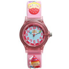 "Girls Pink Fairy ""My First Watch"" (19cm) - Salon3o, Kooperativa GO-RE z.b.o., Tupaliče 15, 4205 Preddvor,Slovenia,Europe.All rights reserved."