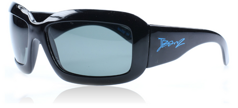 J Banz J Banz 4-10 Years Black TVB 55mm Polarised
