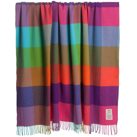 Cashmere-Wool Throw (183cm)