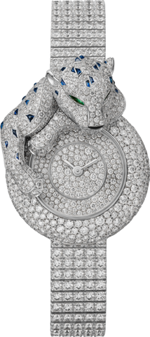 WATCH WITH MENAGERIE MOTIF