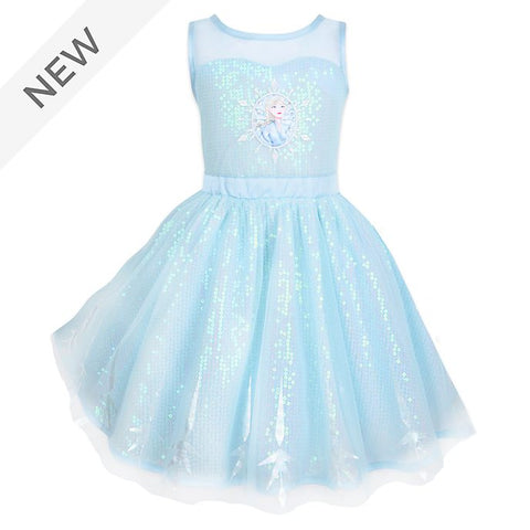 Elsa Dress For Kids Frozen 2