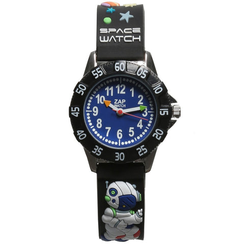 Boys Black Space Watch (21cm)