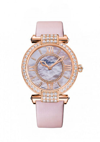 IMPERIALE 36 MM, AUTOMATIC, ROSE GOLD, DIAMONDS