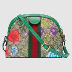 Online Exclusive Ophidia GG Flora small shoulder bag - Salon3o, Kooperativa GO-RE z.b.o., Tupaliče 15, 4205 Preddvor,Slovenia,Europe.All rights reserved.