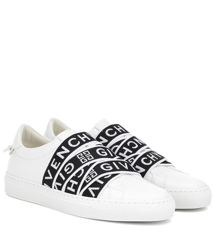 GIVENCHY 4G leather sneakers