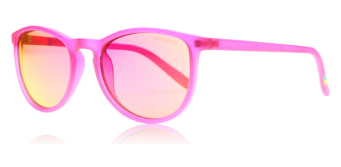 Polaroid Junior 8016/N Bright Pink IMS 45mm Polarised