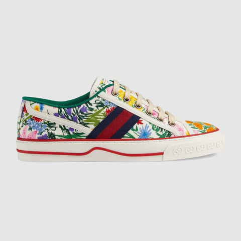 Online Exclusive women's Ken Scott print sneaker