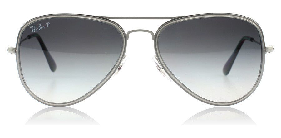 Ray-Ban 3513M Aviator Flat Metal Silver 164/T3 Polarised - Salon3o, Kooperativa GO-RE z.b.o., Tupaliče 15, 4205 Preddvor,Slovenia,Europe.All rights reserved.