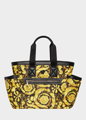 BAROCCO PRINT DIAPER BAG