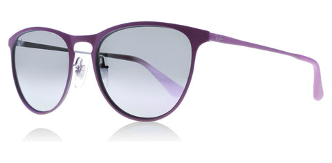 Ray-Ban Junior RJ9538S Rubber Grey/ Pink 254/4V 50mm
