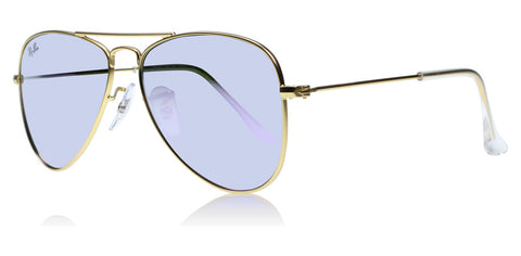Ray-Ban Junior RJ9506S Matte Gold 249-4V 50mm