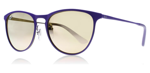 Ray-Ban Junior RJ9538S Rubber Brown/Violet 252/2Y 50mm