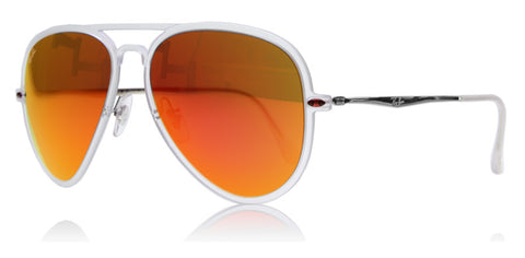 Ray-Ban 4211 Light Ray 4211 Clear 646/6Q