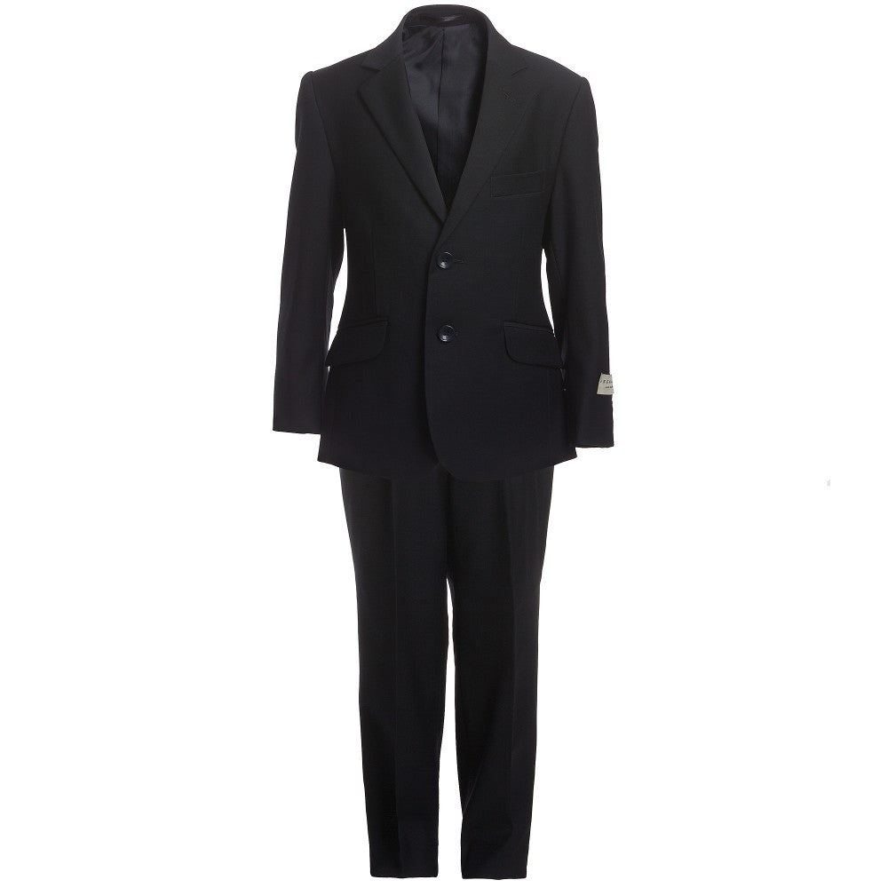 Boys Navy Blue Suit with Waistcoat (3 Piece) - Salon3o, Kooperativa GO-RE z.b.o., Tupaliče 15, 4205 Preddvor,Slovenia,Europe.All rights reserved.
