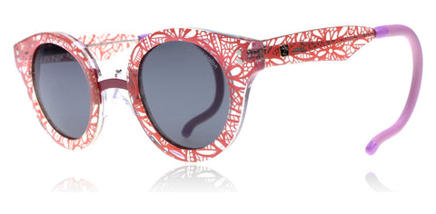 Zoobug ZBChic 0-3 Years Pink Floral 295 38mm Polarised