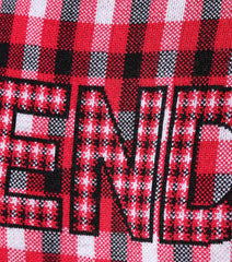 FENDI Plaid wool turtleneck sweater - Salon3o, Kooperativa GO-RE z.b.o., Tupaliče 15, 4205 Preddvor,Slovenia,Europe.All rights reserved.