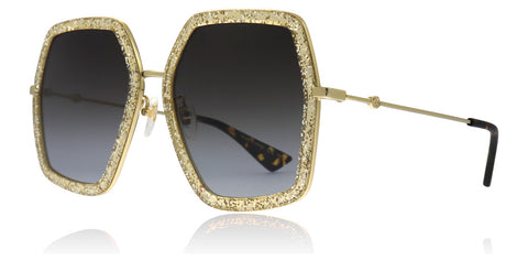 Gucci GG0106S Gold 005 56mm