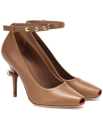 BURBERRY Jermyn leather pump - Salon3o, Kooperativa GO-RE z.b.o., Tupaliče 15, 4205 Preddvor,Slovenia,Europe.All rights reserved.