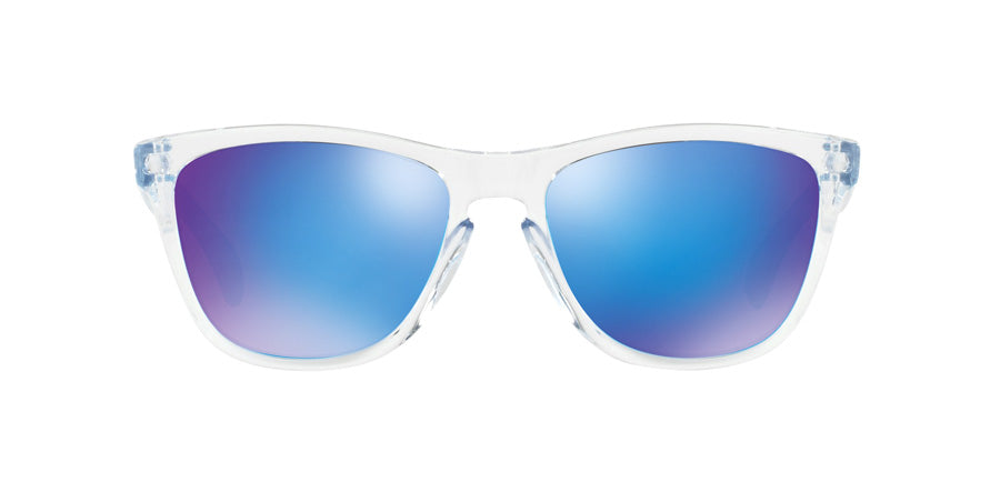 Oakley Frogskin OO90013-A6 Crystal Clear 55mm - Salon3o, Kooperativa GO-RE z.b.o., Tupaliče 15, 4205 Preddvor,Slovenia,Europe.All rights reserved.