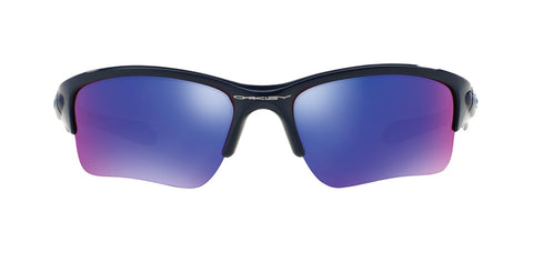 Oakley Youth Quarter Jacket O9200-04 Youth Polished Navy Positive Red